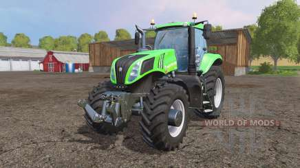 New Holland T8.435 green pour Farming Simulator 2015