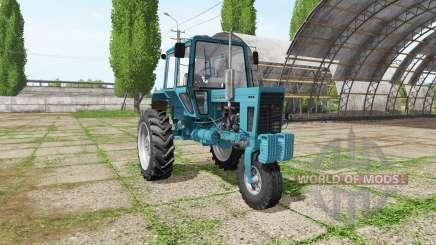 MTZ-80ER Jahre für Farming Simulator 2017