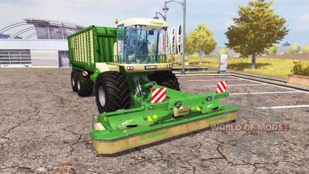 Krone BiG L 500 Prototype v1.1 für Farming Simulator 2013