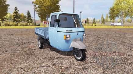 Piaggio Ape P601 pour Farming Simulator 2013