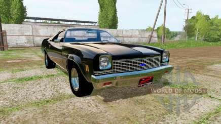 Chevrolet El Camino 1973 pour Farming Simulator 2017