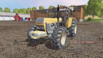 URSUS 1604 front loader pour Farming Simulator 2015