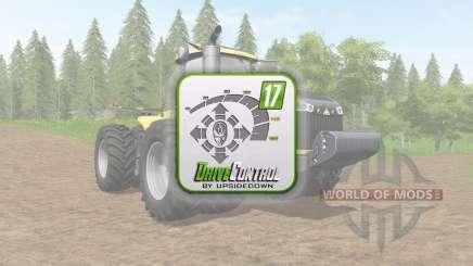 Drive control v4.02 pour Farming Simulator 2017
