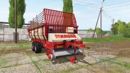 Krone Turbo 3500 v1.1 pour Farming Simulator 2017