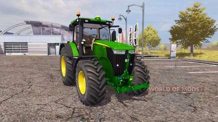 John Deere 7310R v2.0 für Farming Simulator 2013