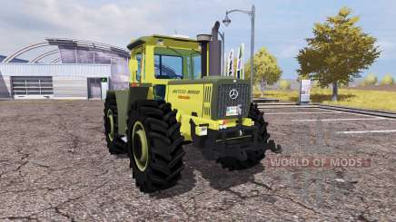 Mercedes-Benz Trac 1800 Intercooler v4.0 für Farming Simulator 2013