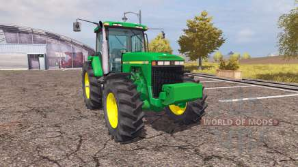 John Deere 8400 v2.0 pour Farming Simulator 2013