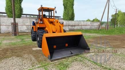 ZTS UNK 320 pour Farming Simulator 2017