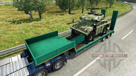 Military cargo pack v2.0 pour Euro Truck Simulator 2