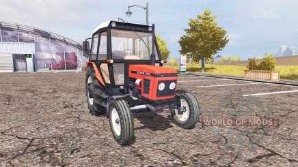 Zetor 7711 pour Farming Simulator 2013