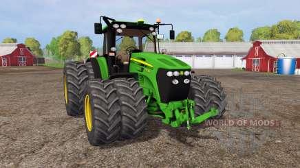 John Deere 7930 twin wheels für Farming Simulator 2015