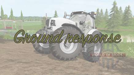 Ground response für Farming Simulator 2017