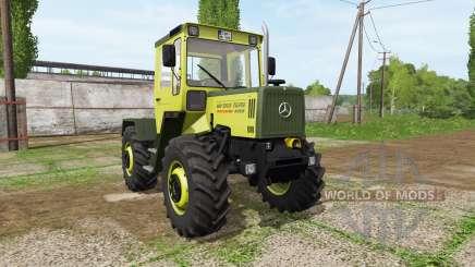 Mercedes-Benz Trac 900 Turbo Intercooler v2.2 für Farming Simulator 2017