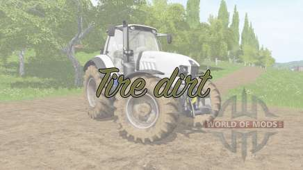 Tire dirt für Farming Simulator 2017