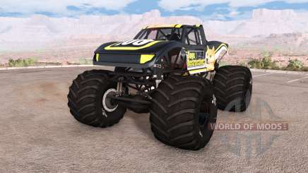 CRD Monster Truck v1.12 pour BeamNG Drive