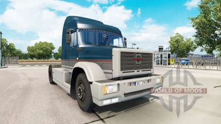 ZIL MMZ 5423 v2.5 für Euro Truck Simulator 2