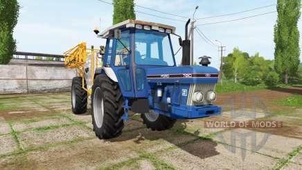 Ford 7810 sprayer pour Farming Simulator 2017