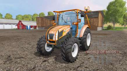 New Holland T4.75 forest pour Farming Simulator 2015