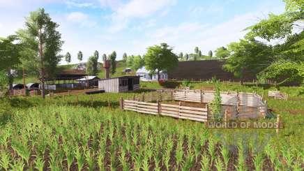 Fazenda Barra Mansa pour Farming Simulator 2017