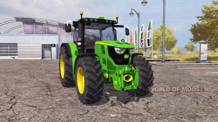 John Deere 6150R pour Farming Simulator 2013