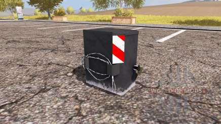 Front weight pour Farming Simulator 2013