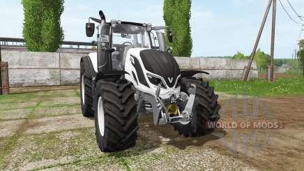 Valtra T214 v1.1 pour Farming Simulator 2017