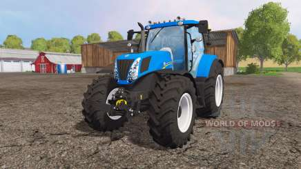 New Holland T7.270 pour Farming Simulator 2015