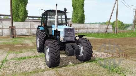 Belarus MTZ-1221 v1.1 pour Farming Simulator 2017