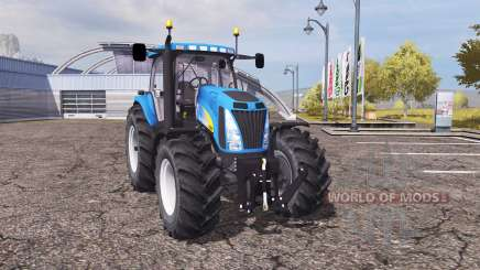 New Holland T8020 v2.0 pour Farming Simulator 2013