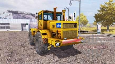 Kirovets K 700a variateur électronique v3.1 pour Farming Simulator 2013