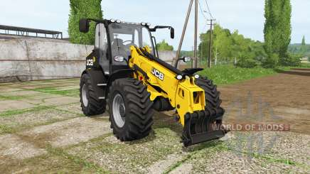 JCB TM320S beacons and toplights pour Farming Simulator 2017