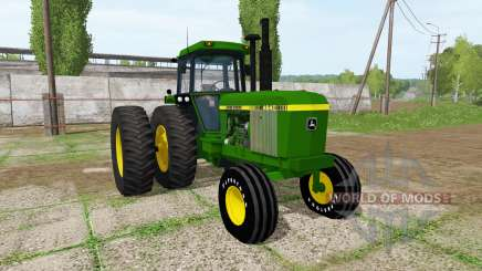 John Deere 4640 für Farming Simulator 2017