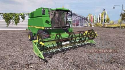 John Deere 2058 v1.1 pour Farming Simulator 2013