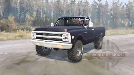 Chevrolet C10 pour MudRunner