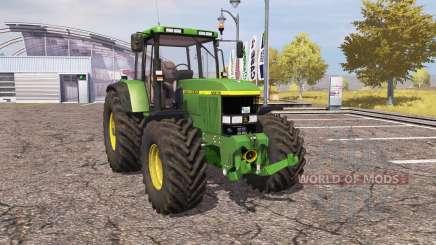 John Deere 7800 v3.0 pour Farming Simulator 2013