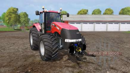 Case IH Magnum CVX 340 wide tires für Farming Simulator 2015
