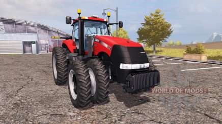 Case IH Magnum CVX 370 twin wheels pour Farming Simulator 2013