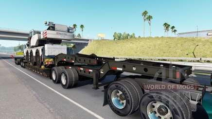 Fontaine Magnitude 55L Terex v1.1 für American Truck Simulator