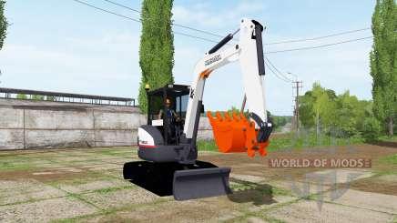 Bobcat E45 v2.0 pour Farming Simulator 2017