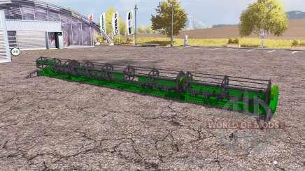 Deutz-Fahr 1320 WSR Pro v2.0 pour Farming Simulator 2013