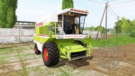 CLAAS Dominator 118 SL v1.2 für Farming Simulator 2017