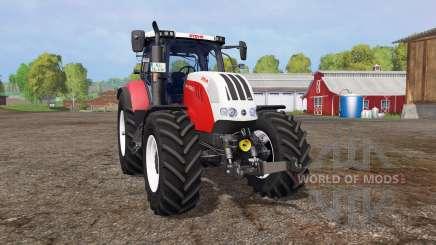 Steyr CVT 6160 pour Farming Simulator 2015