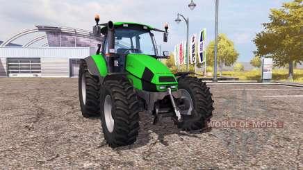 Deutz-Fahr Agrotron 120 Mk3 v1.1 pour Farming Simulator 2013