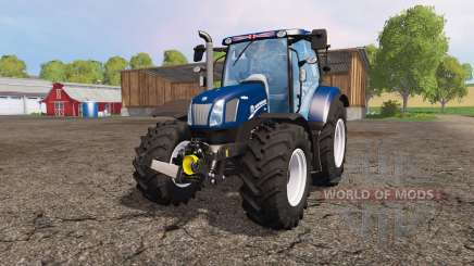 New Holland T6.160 blue power für Farming Simulator 2015