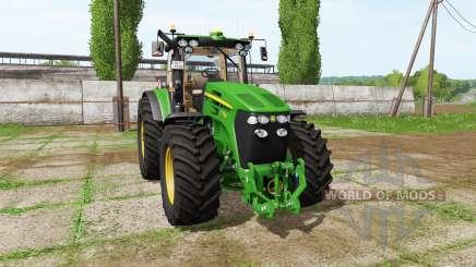 John Deere 7730 v2.2 pour Farming Simulator 2017