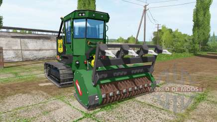 GALOTRAX 800 v2.0 pour Farming Simulator 2017