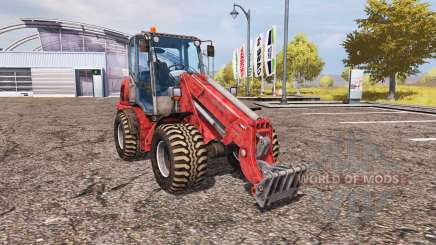 Weidemann 4270 CX 100T v3.0 für Farming Simulator 2013