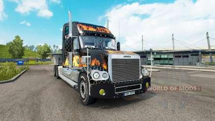 Freightliner Coronado v2.1 pour Euro Truck Simulator 2
