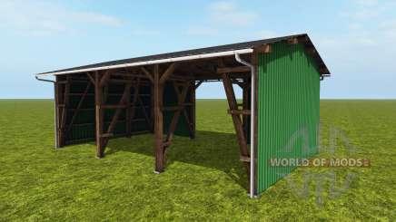 Die Scheune für Farming Simulator 2017