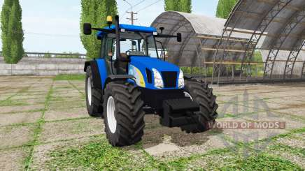 New Holland T5050 v1.1 für Farming Simulator 2017
